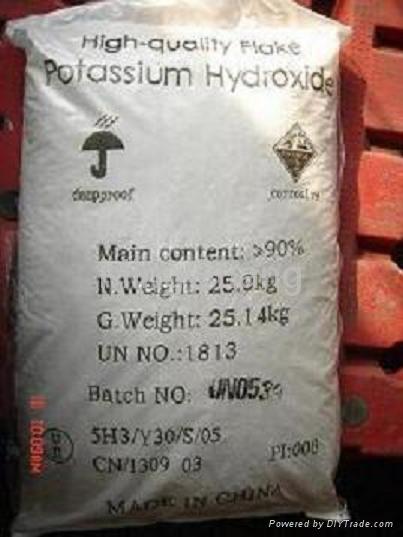 potassium hydroxide 2