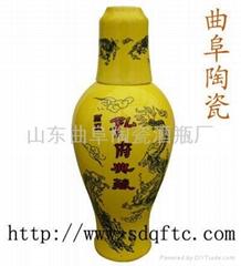 供應陶瓷酒瓶(252)