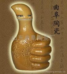陶瓷酒瓶(001)