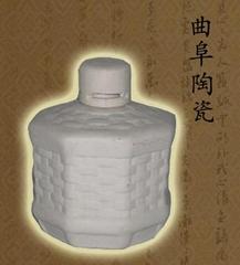 陶瓷酒瓶(015)