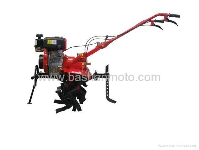 Cultivator Category 0 : Mini tiller cultivator bs bashan china manufacturer