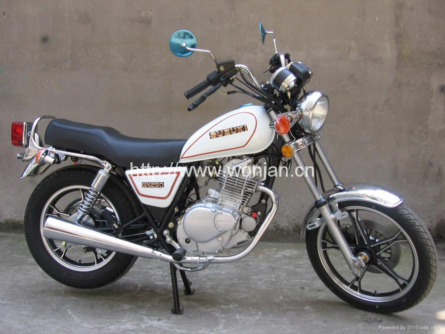Comunidad Motos Suzuki 125 Ver Tema Suzuki Gn 250 0km