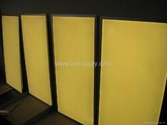 可調光面板燈(RF調光模式,可以同時控制多個面板燈))