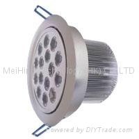 大功率LED射燈 吸頂燈