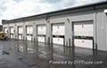 物流仓库工业门及装卸平台