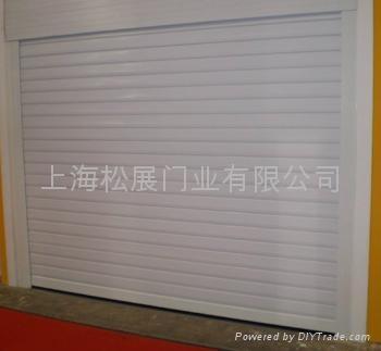 高级遥控欧式卷帘门窗 4