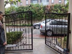 Electricl Iron Door