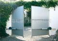 电动庭院门 3
