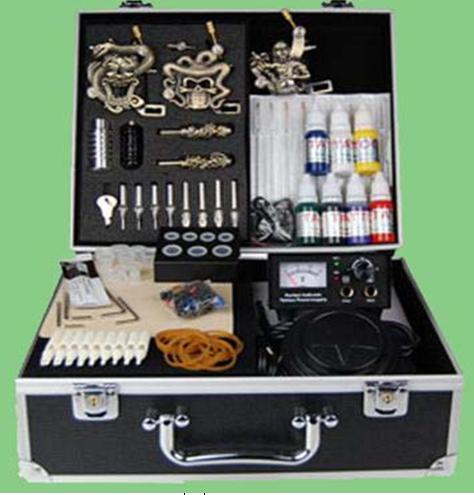 Tattoo Machine, Tattoo Kit, Tattoo Needle, Tattoo Power