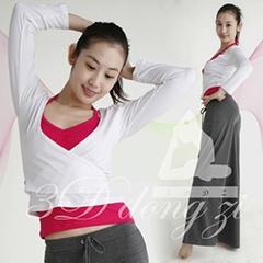 三蒂東子瑜伽服,瑜伽墊