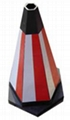 Tridimensional traffic cone