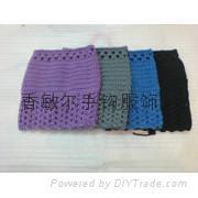 手鉤靴筒子/靴套xm-0051