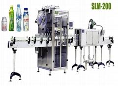 廣州醬油套標機,自動套標機