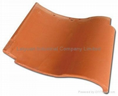 sell Spanish Type Clay Roofing Tile