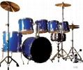 High grade drum set