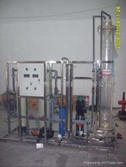 化工助劑純水設備