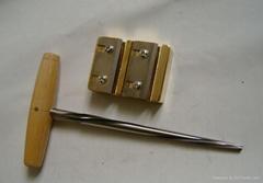小提轴铰刀,拧子