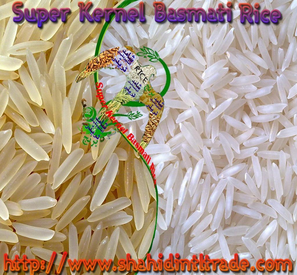Variety Of Pakistani Rice Shaheen Rice Pakistan Trading