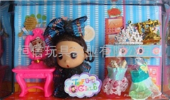Ddung doll in gift box
