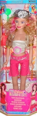 "32"" musical barbie doll"