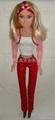 "32"" musical barbie doll"