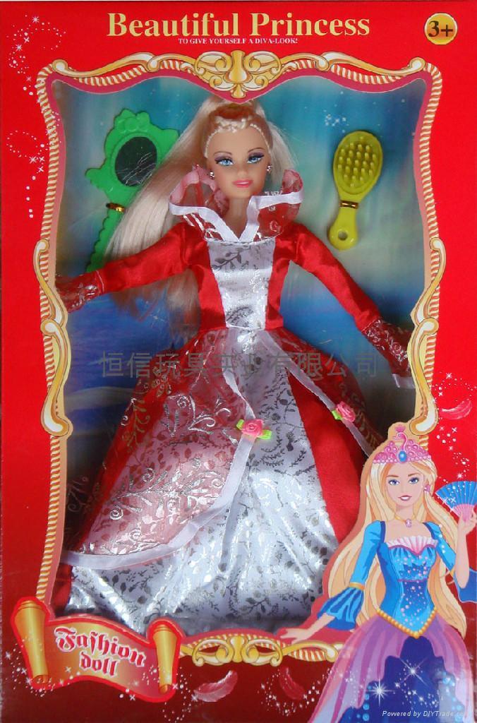 芭比娃娃賀歲版 1