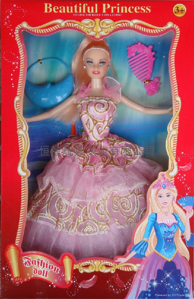 芭比娃娃賀歲版 3