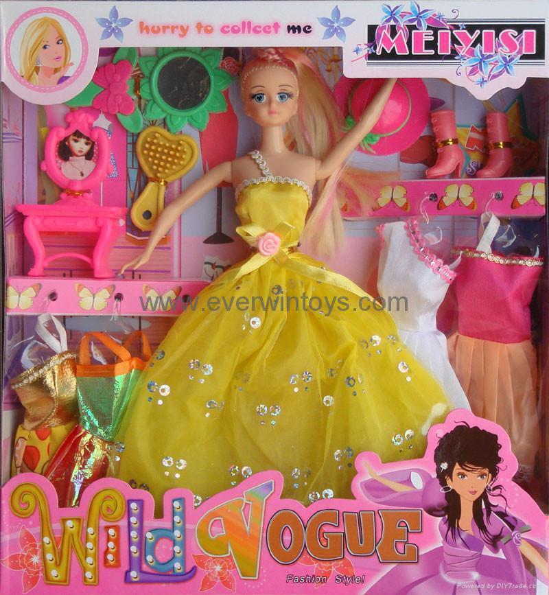 芭比娃娃換裝系列 2