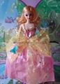 芭比娃娃婚紗裙 3