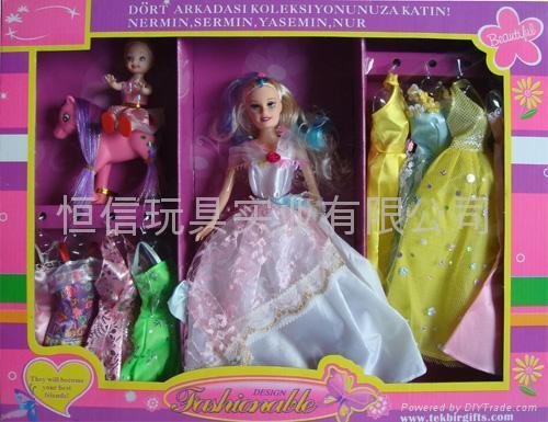 芭芘娃娃 4