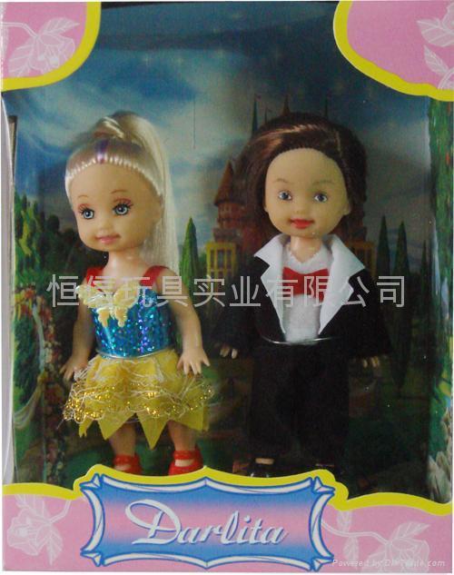 凱莉娃娃 3