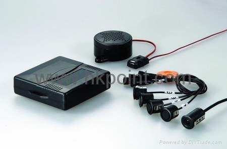 Parking Sensor with Low Light Camera 1
