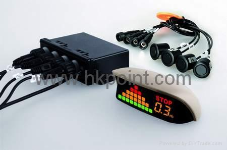 Wireless Parking Sensor for Commercial Vehicle 1