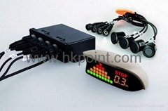 Wireless Parking Sensor for Commercial Vehicle