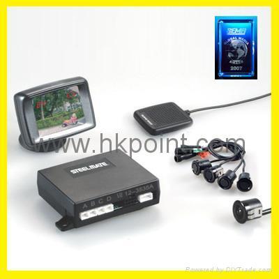 Camera Parcking sensor with LCD 1