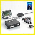 Camera Parcking sensor with LCD