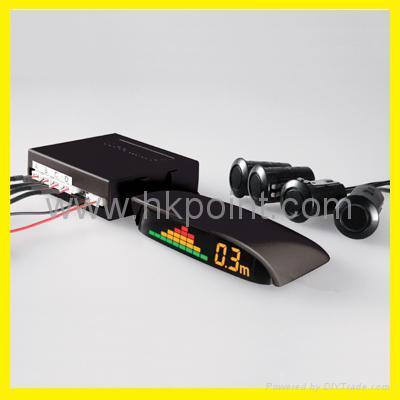 Wireless  Parking sensor system 1