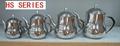 stainless steel teapot 2