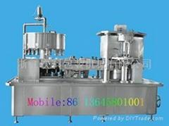 易拉罐饮料灌装机