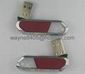 Classical Leather USB flash drive 5