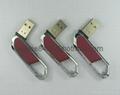 Classical Leather USB flash drive 4