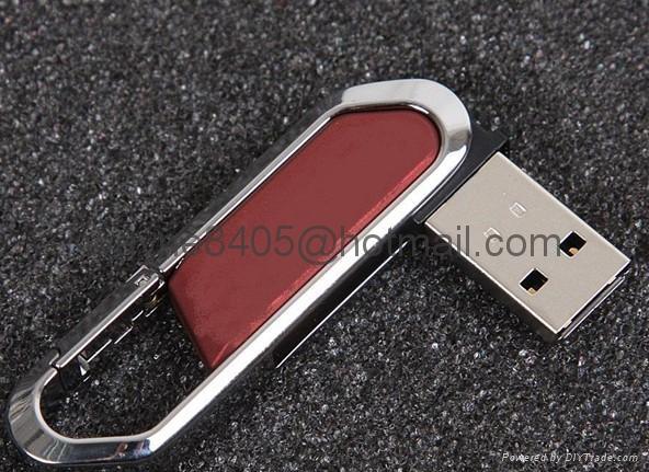 Classical Leather USB flash drive 2