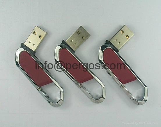 Classical Leather USB flash drive 1