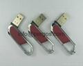 Classical Leather USB flash drive