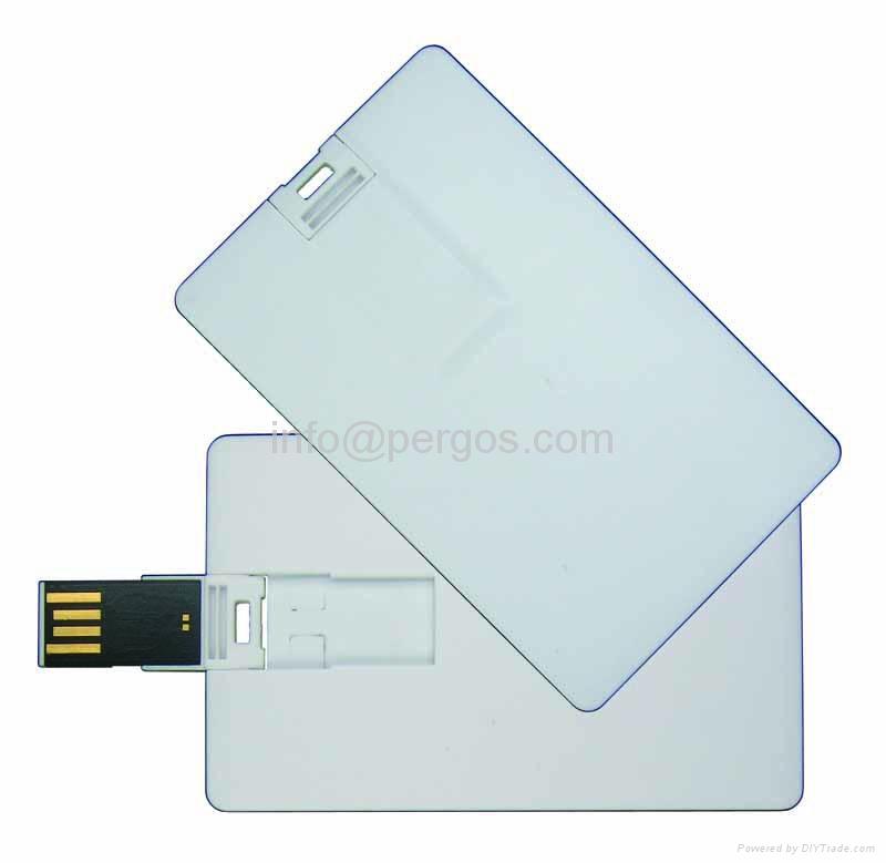 Credit card USB stick 3