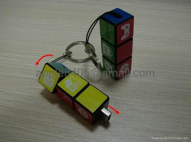 Magic cube USB stick 1