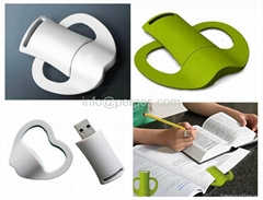 Bookmark USB stick