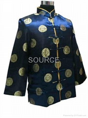 chinese traditional mens' jackets M4001