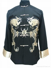 mens' jackets with dragon M1011