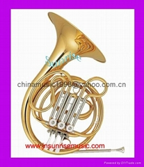 Junior French Horn Tuba Trumpet Trombone Sousaphone Brass Instrument